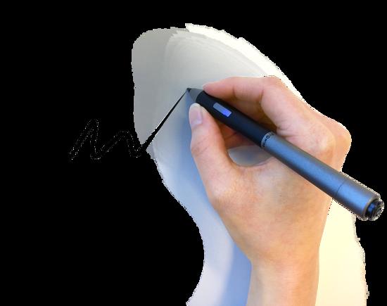Afbeeldingen van ProWrite pen