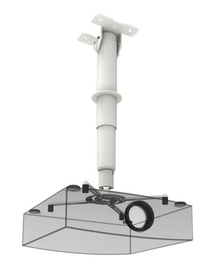 Afbeeldingen van Plafondbeugel projector L3