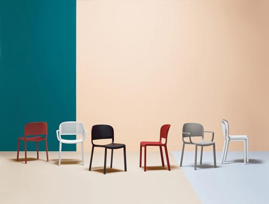 Afbeeldingen van Dome stoelen - groep