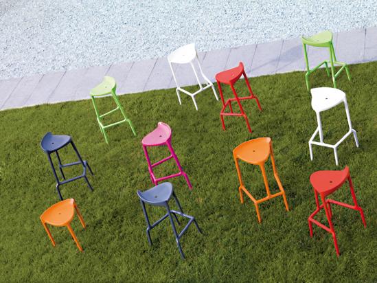 Afbeeldingen van Happy stoelen - groep
