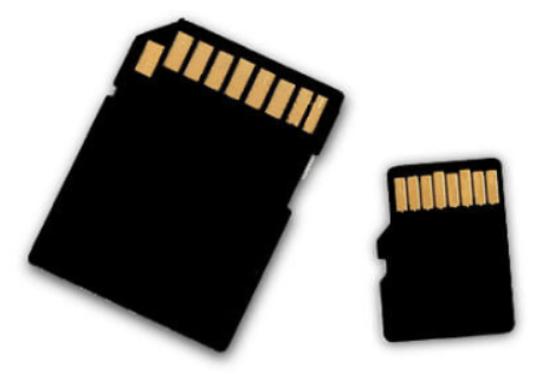 Afbeeldingen van 32GB Micro SD kaart