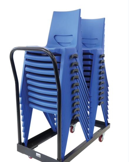 Afbeeldingen van Trolley voor SF1 stoel