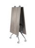 Afbeeldingen van Libra - grote mobiele vouwtafel - rechthoekig